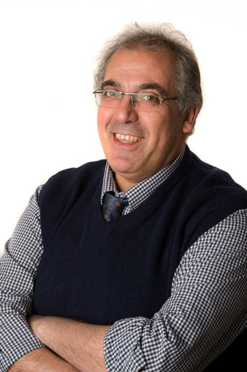 Mehdi Sabet - Headshot
